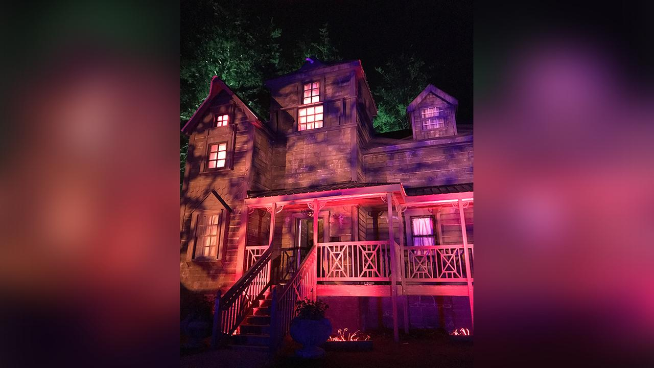 What area haunted houses you need to visit this Halloween