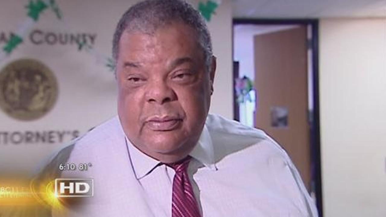 Interim Durham District Attorney Leon Stanback