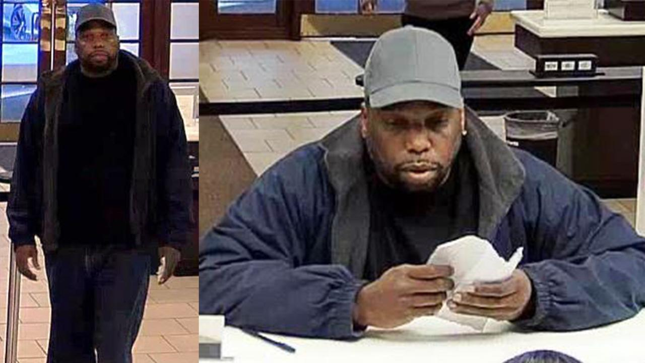 Durham police believe this man robbed the Wells Fargo