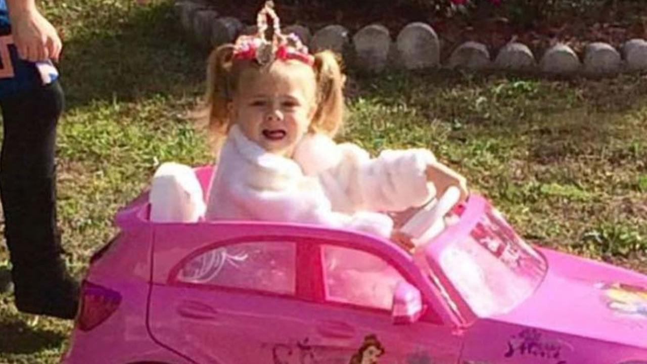 Amber Alert issued for missing toddler in Onslow County