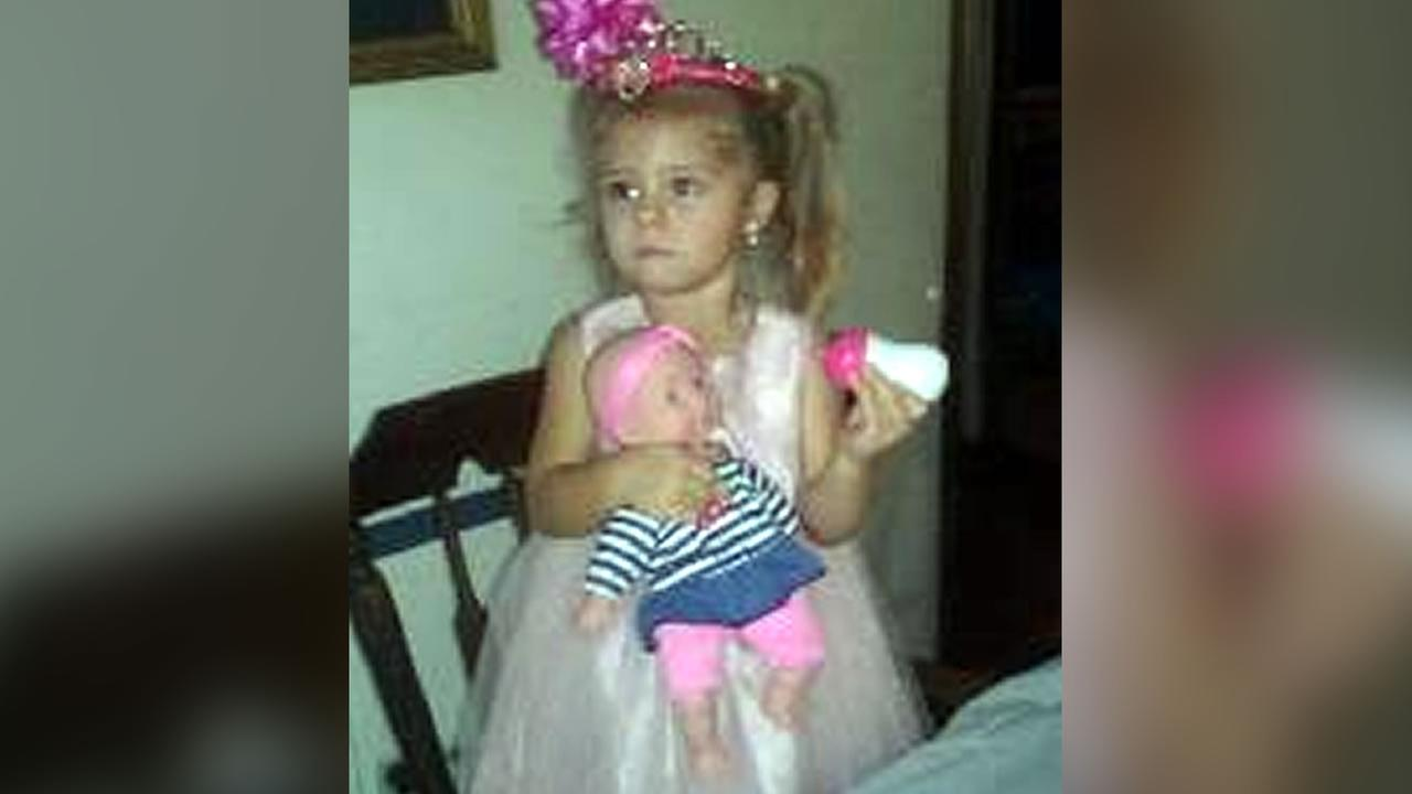 AMBER alert issued for missing North Carolina 3-year-old girl