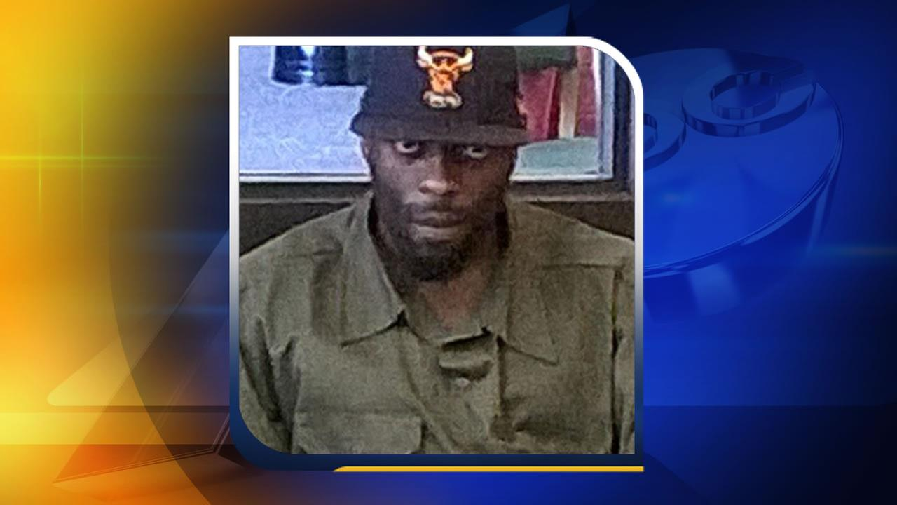 Suspect in library lewd act