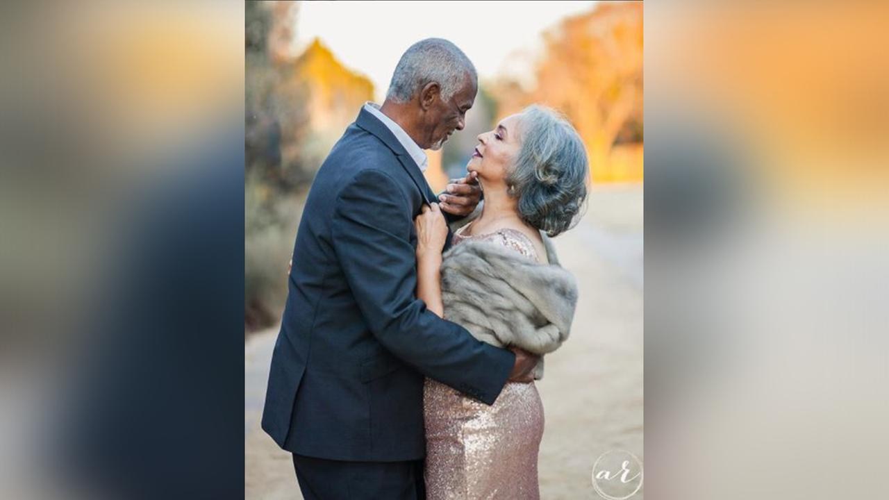 Marvin and Wanda Brewington are still in love after 47 years