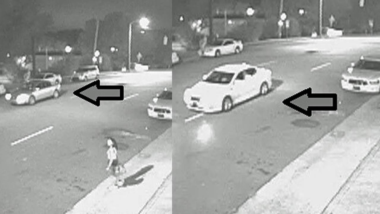 Raleigh murder car surveillance photos