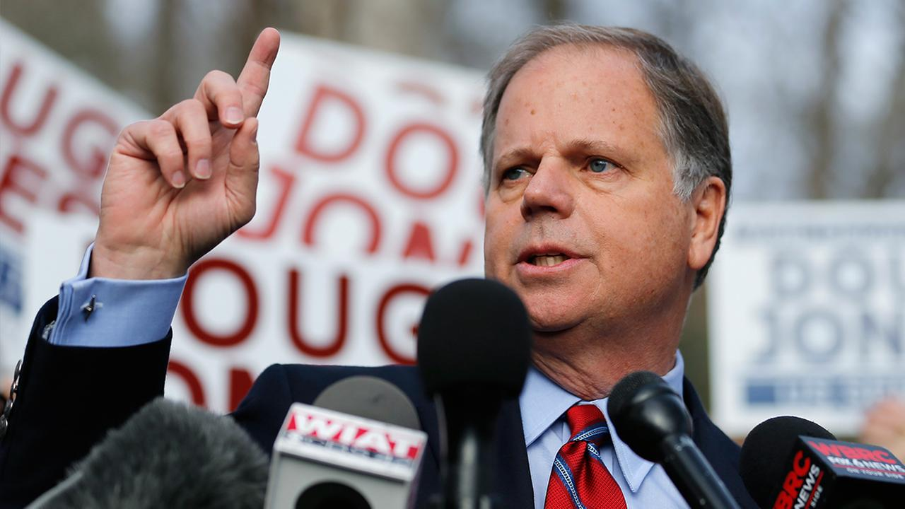 Image result for doug jones alabama senate