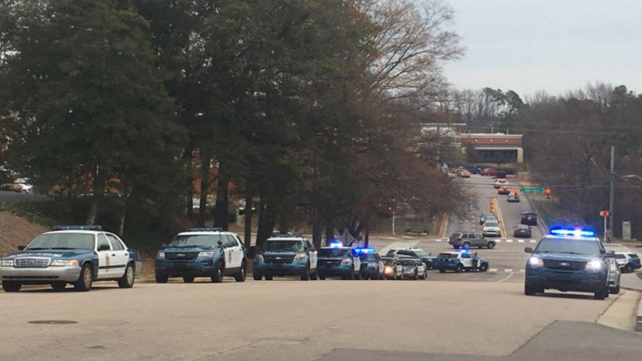 Police: Man injured in North Raleigh shooting