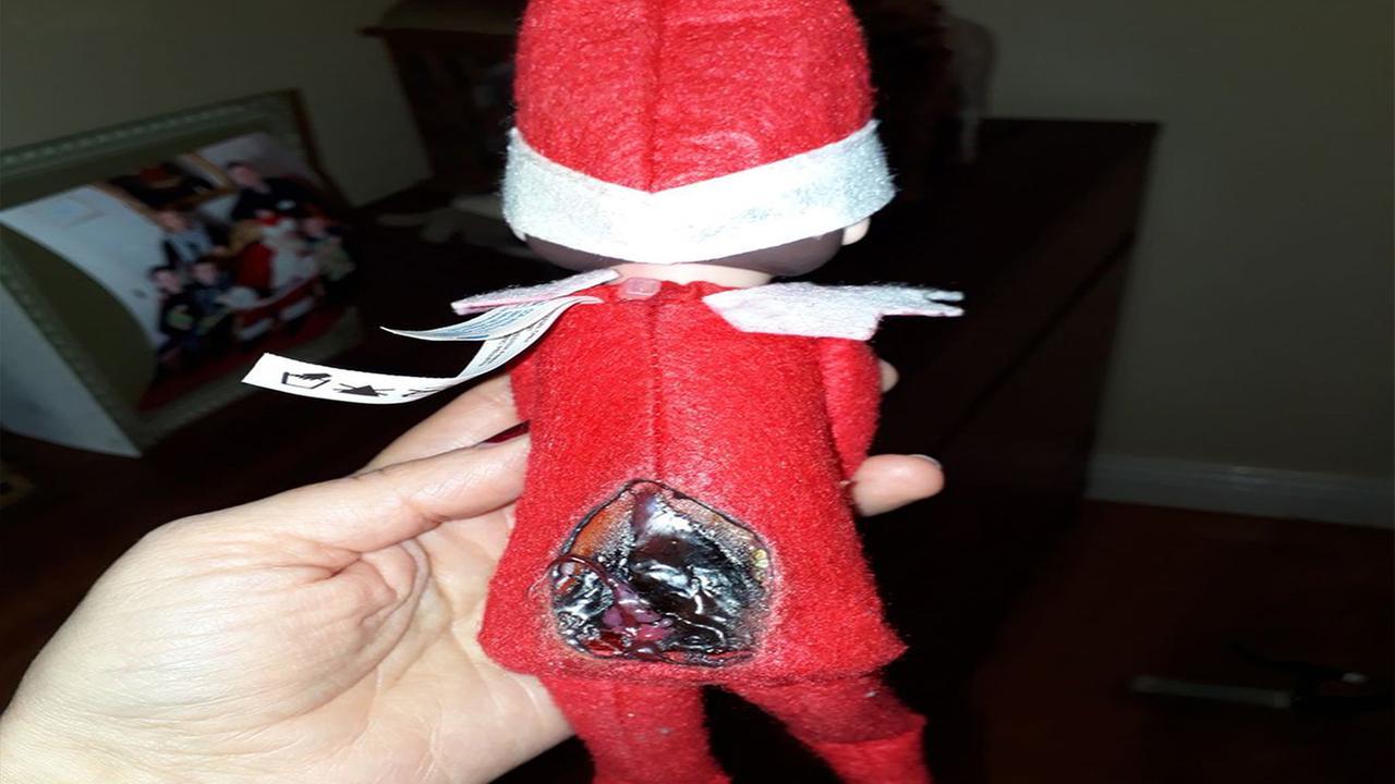 how to make a stuffed elf on the shelf
