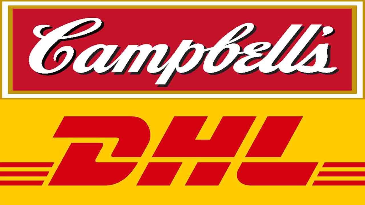 Campbells and DHL are teaming up to bring140 full-time jobs to Fayetteville