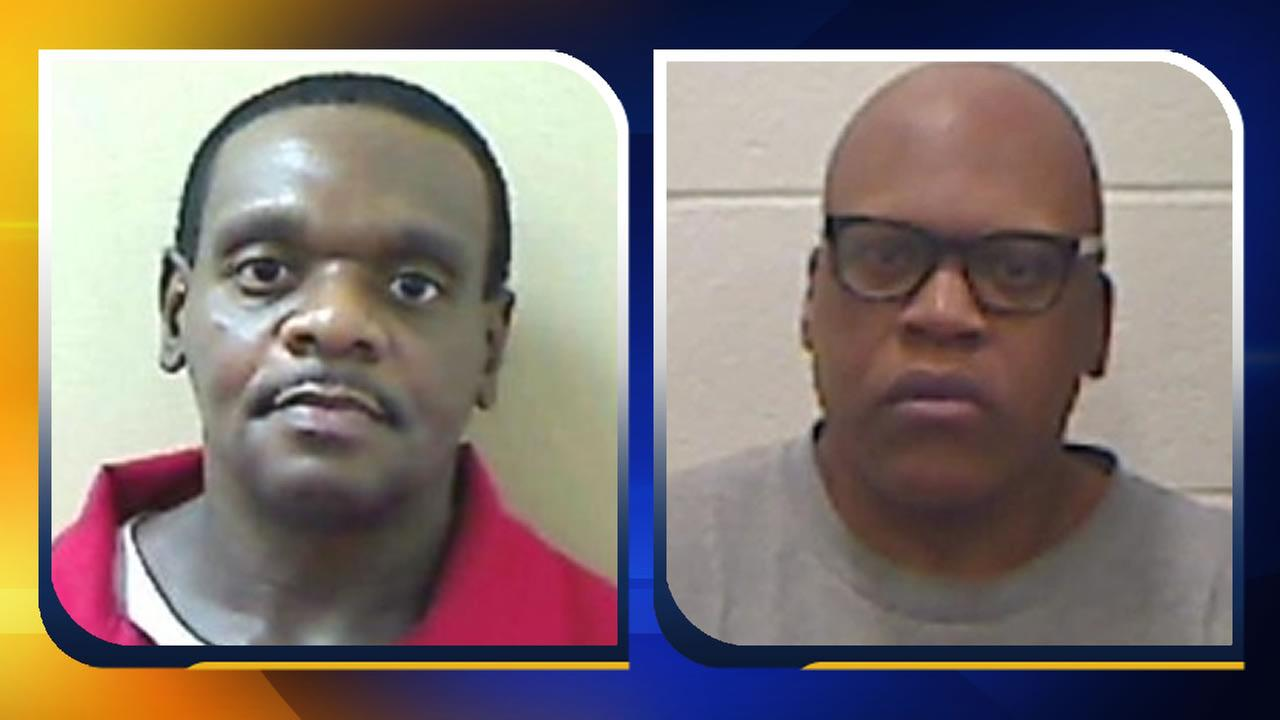 Henry McCollum  and Leon Brown (images courtesy NC Department of Public Safety)