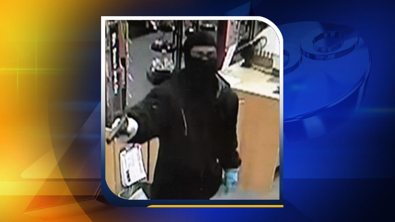 Morrisville police seek man in armed robbery of CVS