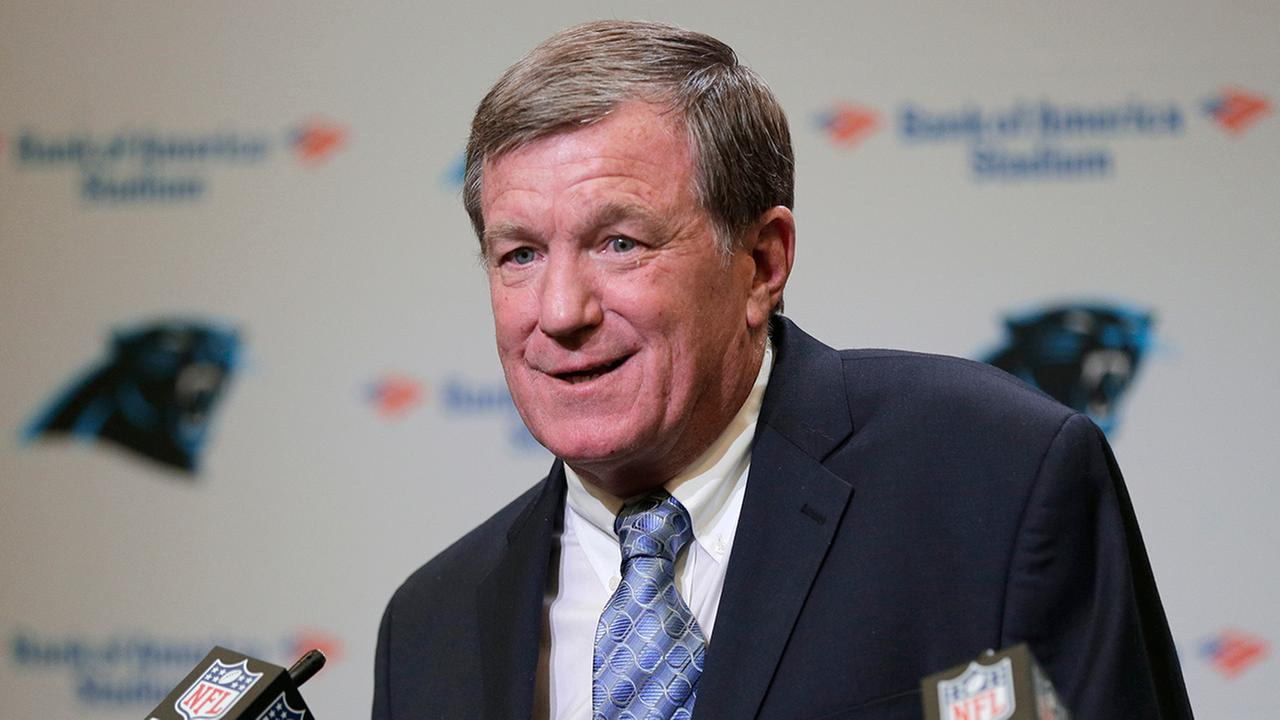 Panthers Interim GM Marty Hurney Placed On Leave After Harassment Complaint