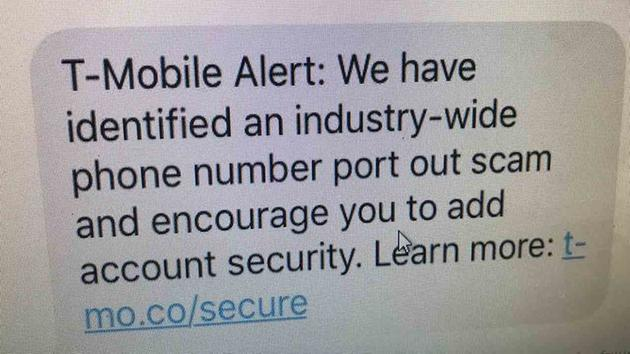 T-Mobile warns about scam targeting your phone number to steal your money