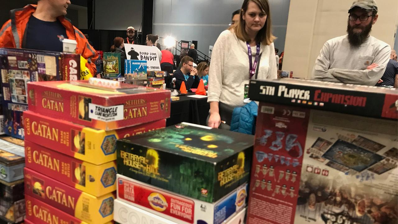 PHOTOS: Playthrough Gaming Convention in Raleigh