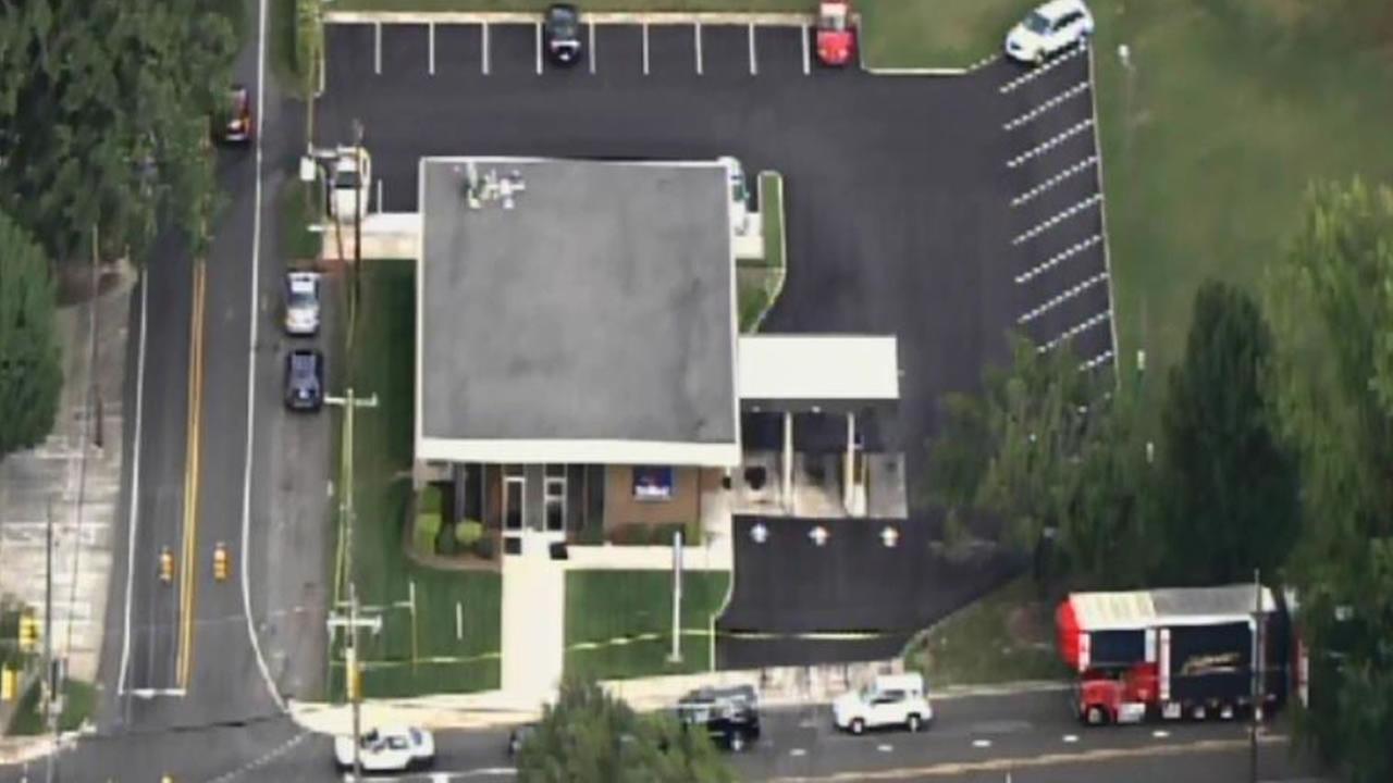 Creedmoor bank robbery
