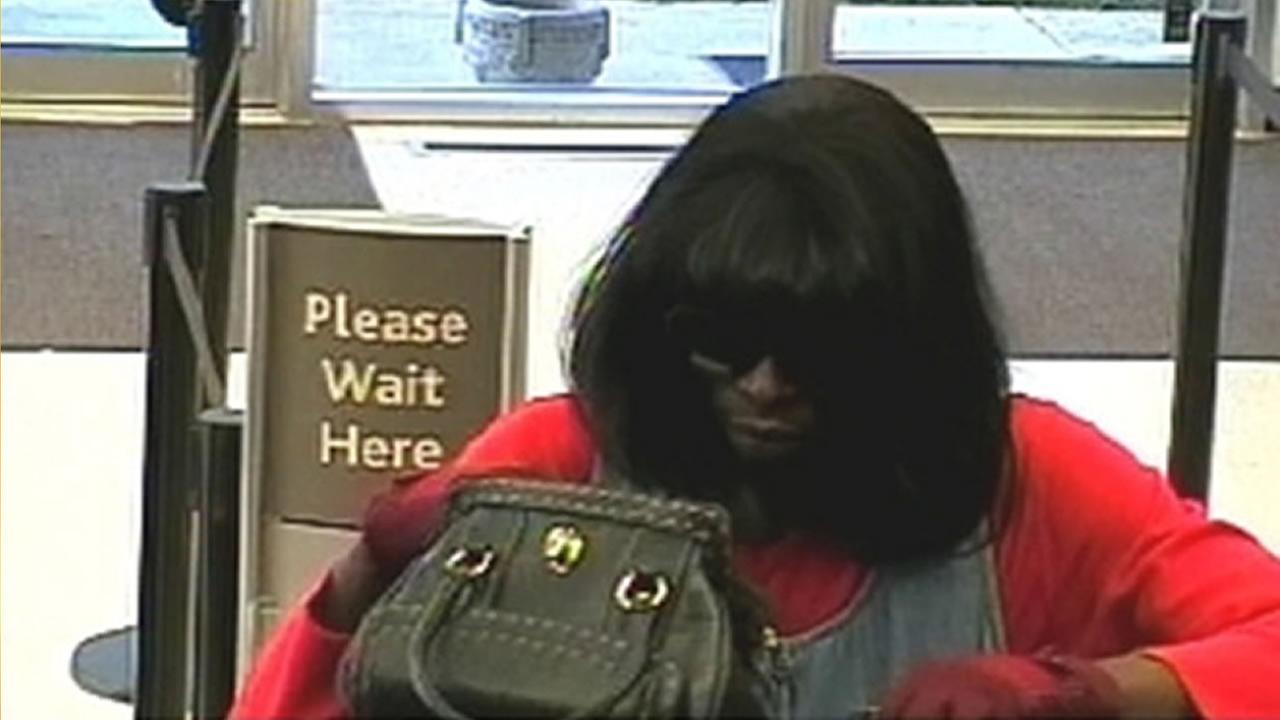 Creedmoor crossdressing bank robber
