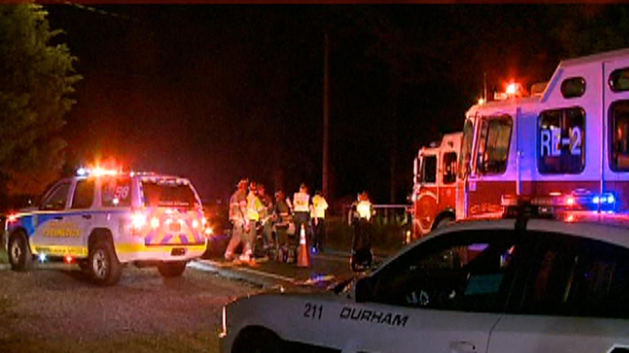 Durham fatal pedestrian accident