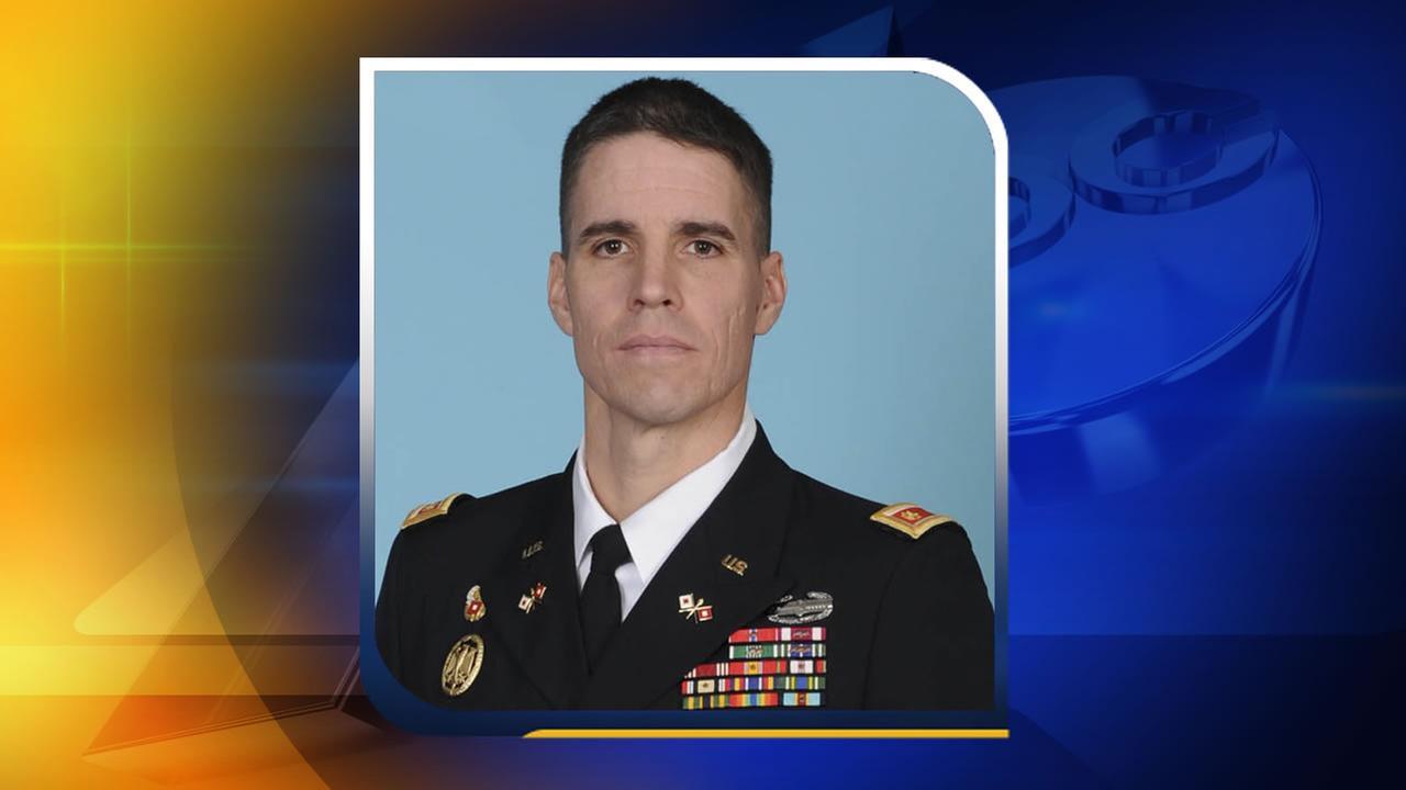 Maj. Michael J. Donahue