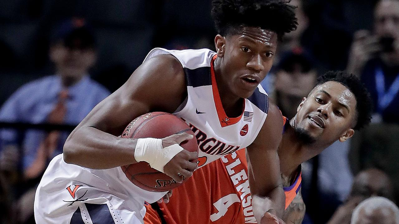Virginia Cavaliers cruise past Louisville in ACC quarterfinals