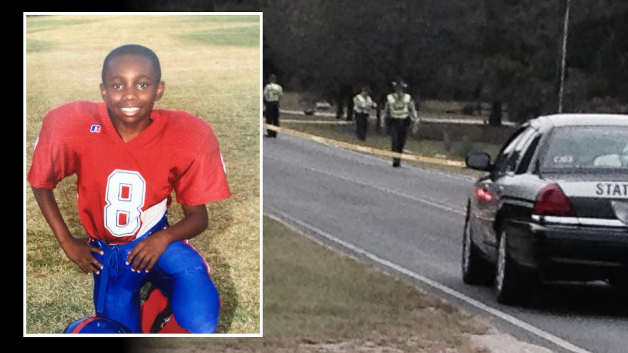 Keith Jones Jr. was killed by a hit-and-run driver.