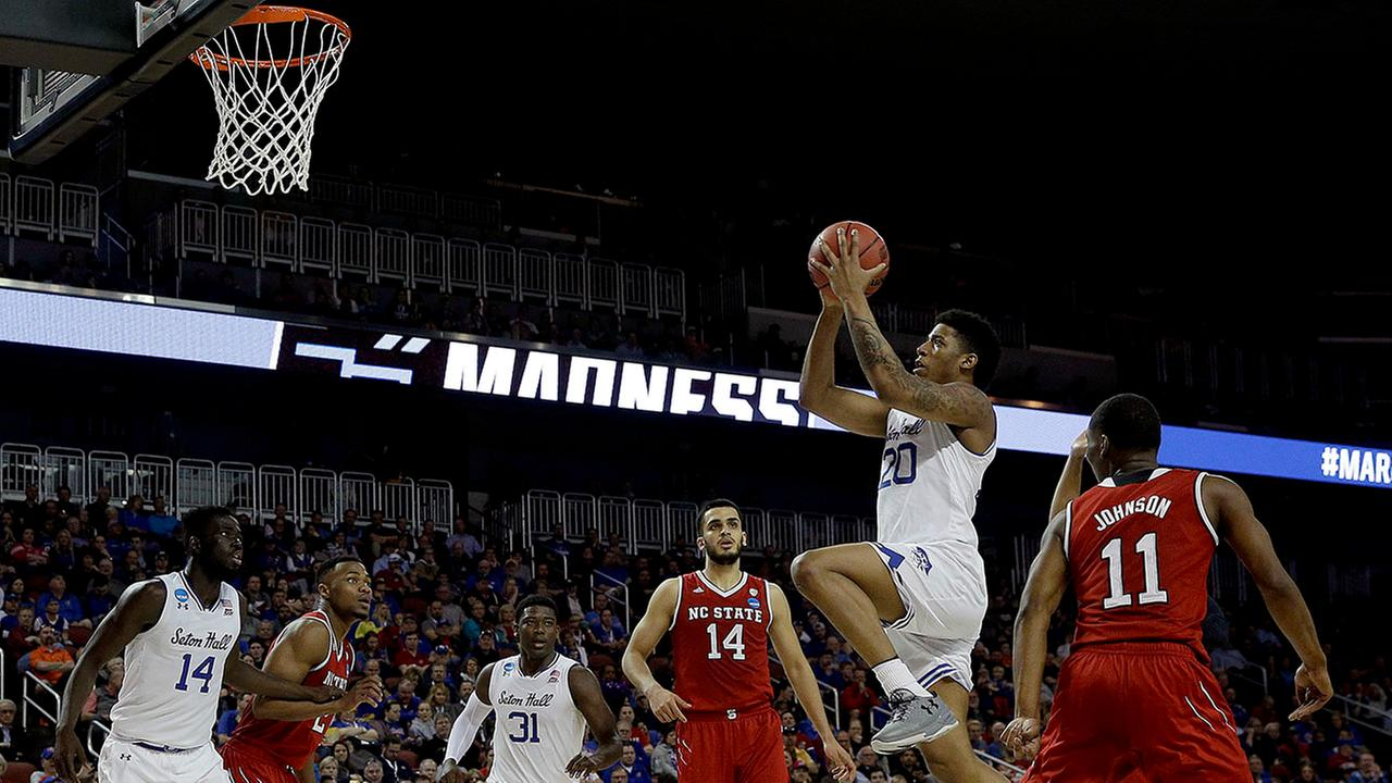 NCAA Tourney Predictions: Can Seton Hall cover 2.5 points vs. NC State?