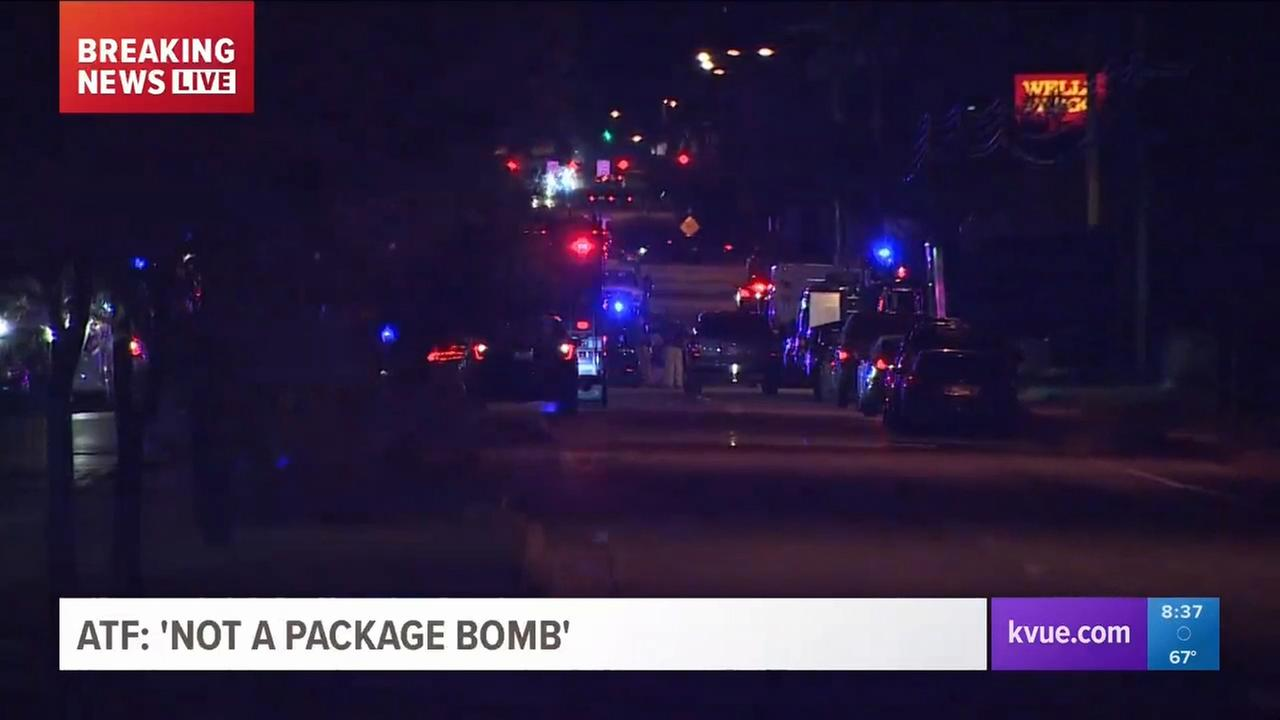FedEx package explosion likely linked to Austin blasts, feds say