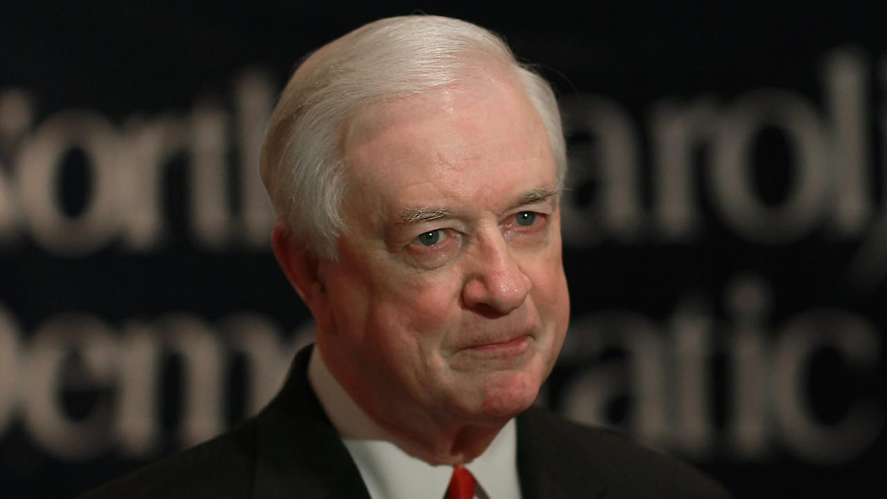 Former North Carolina Gov. Jim Hunt