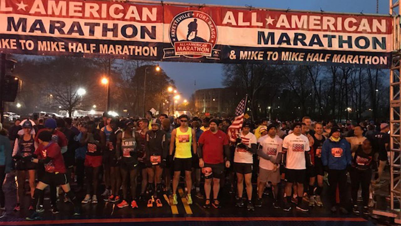 All American Marathon draws thousands