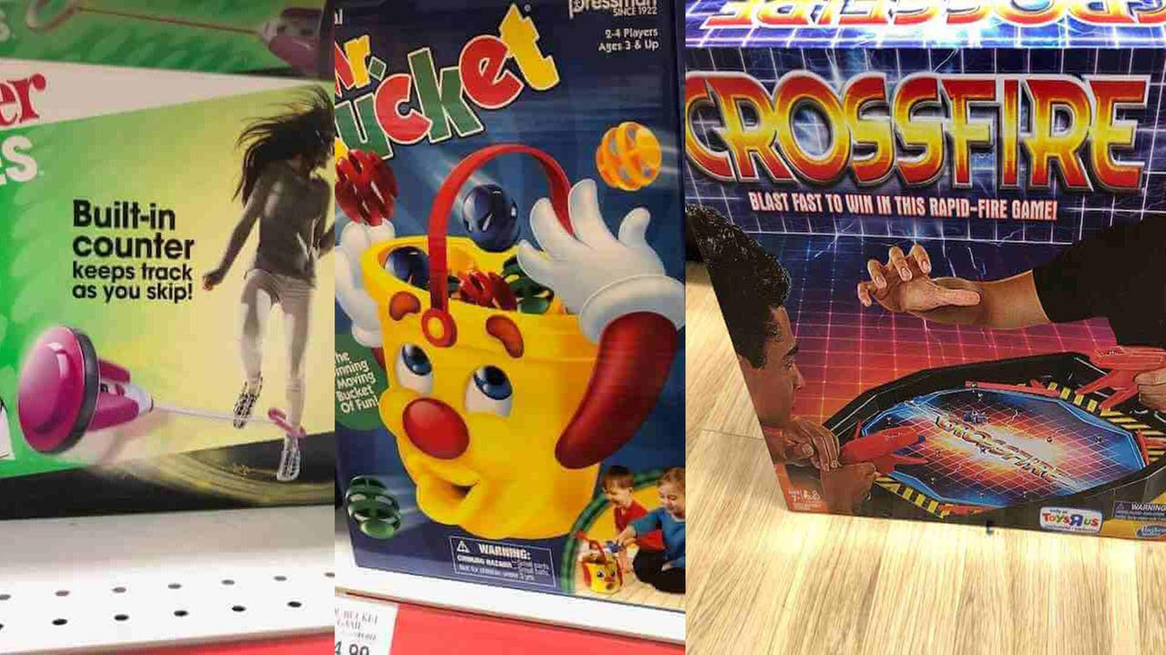 15 Things Only Toys R Us Kids Remember