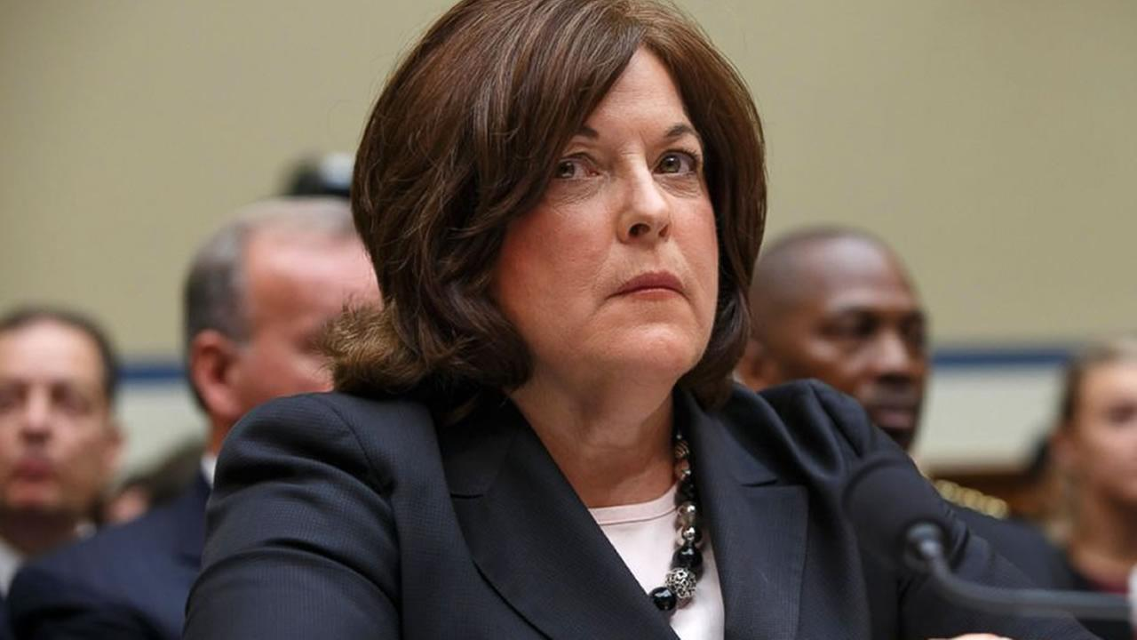 Secret Service Director Julia Pierson