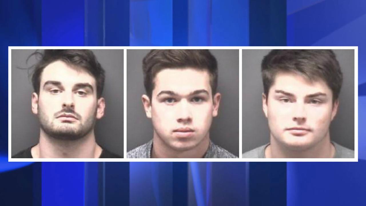 4 East Carolina frat brothers arrested after guns, drugs seized