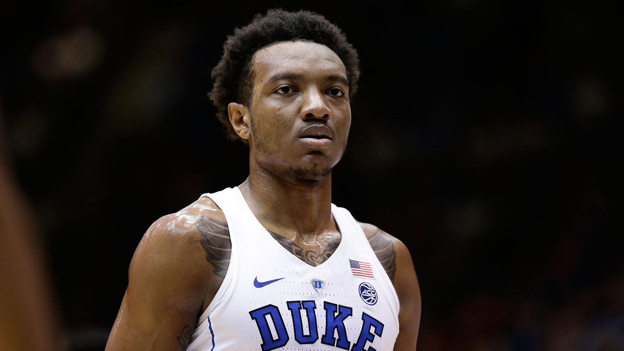 Duke's Wendell Carter declares for NBA Draft