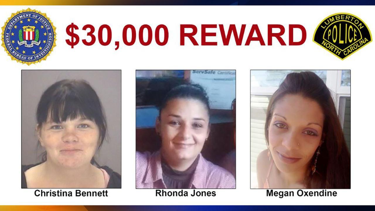 FBI seeking information in deaths of 3 women