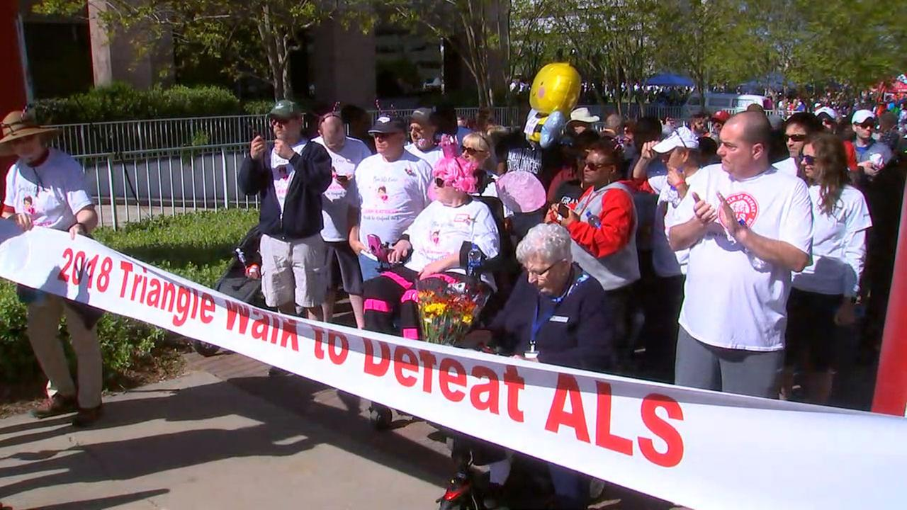 19th Annual Walk to Defeat ALS