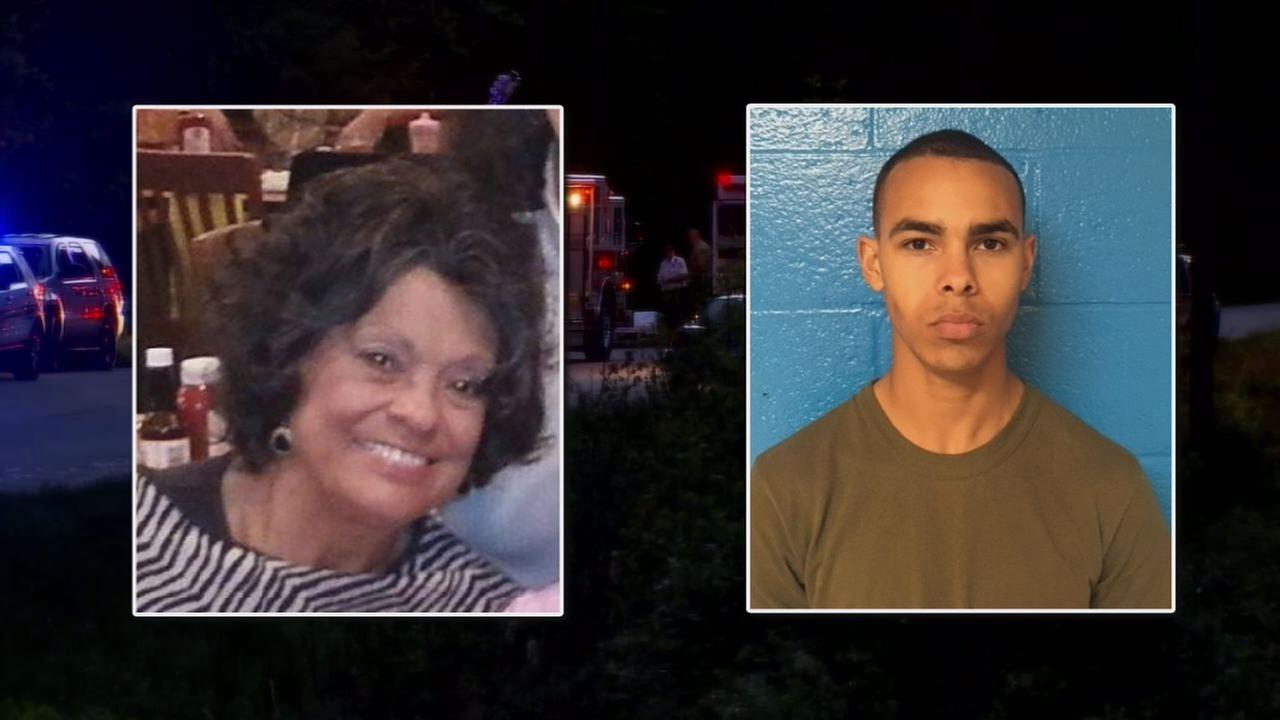 Isaiah Kahleal Evans Caeser has been charged with the murder of his grandmother, Sallie Copeland Evans.
