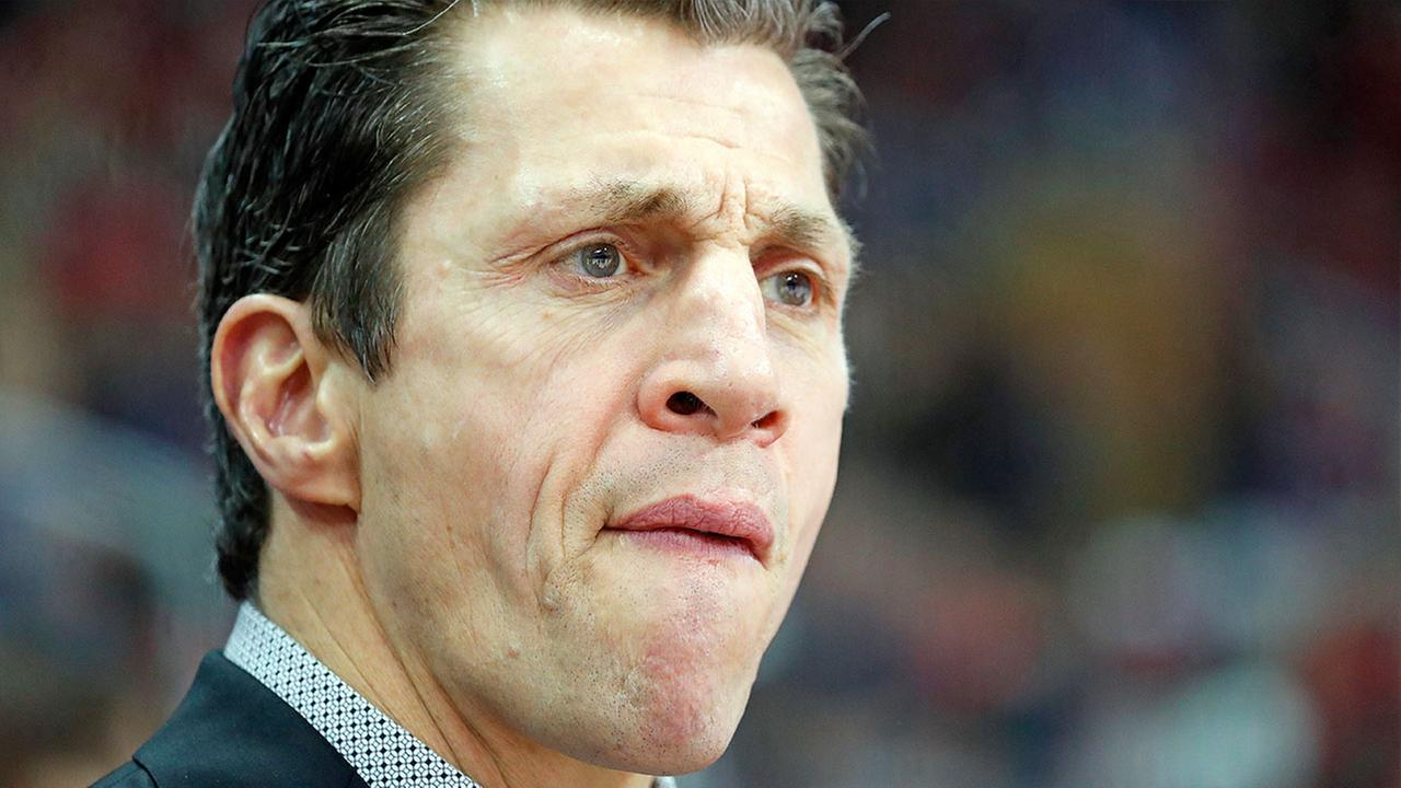 Hurricanes Hire Rod Brind'Amour