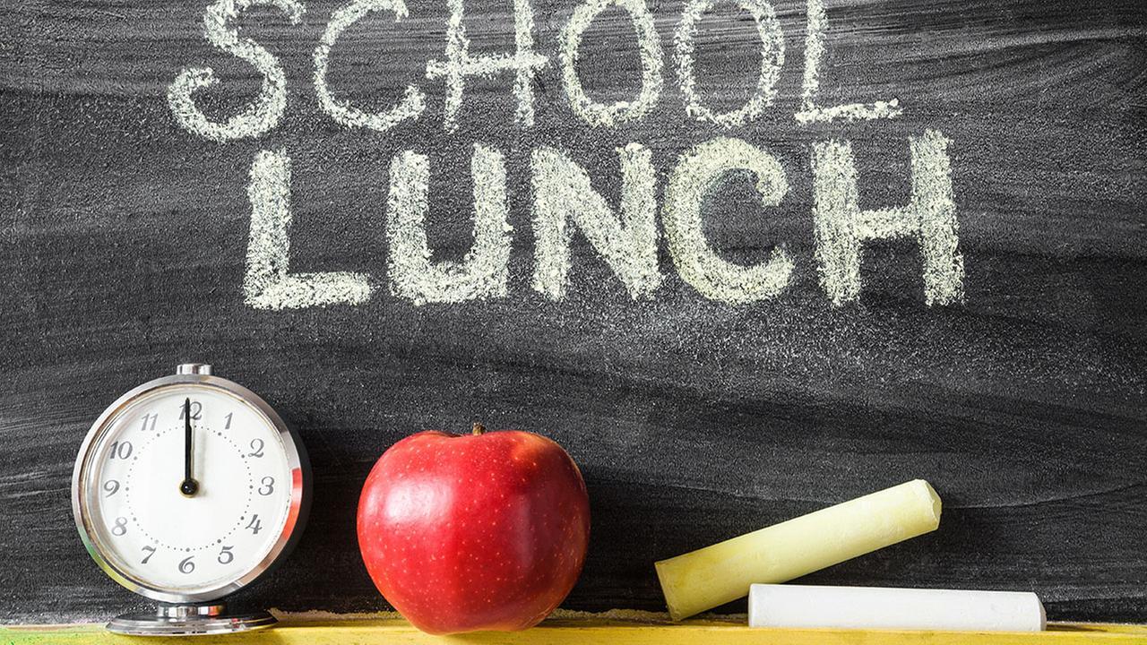 school lunch generic