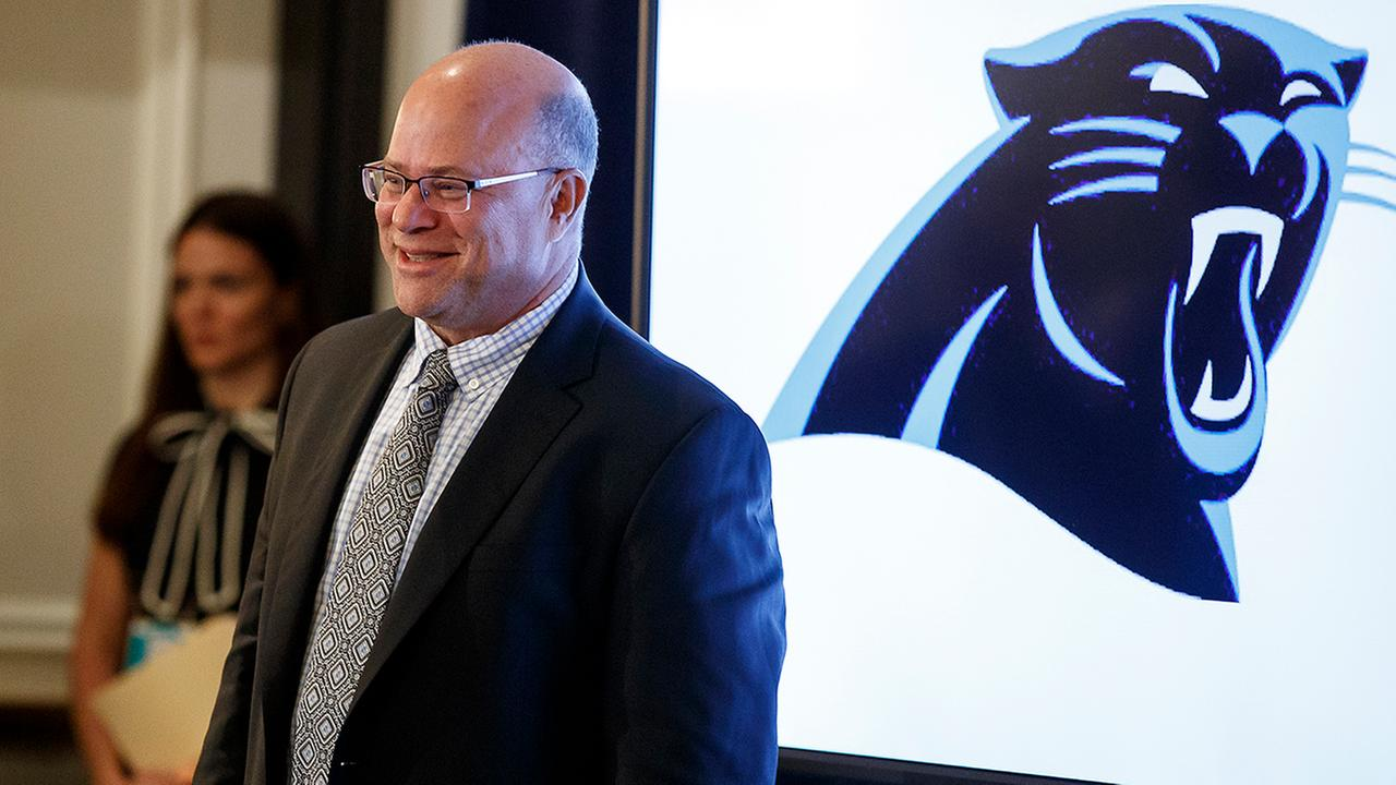David Tepper is officially the owner of the Carolina Panthers.