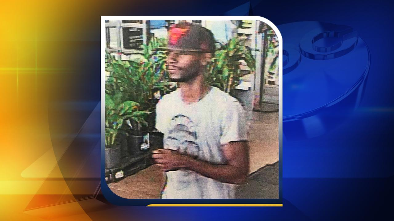 Man wanted for questioning after woman says photo was taken up her skirt at Walmart in Smithfield