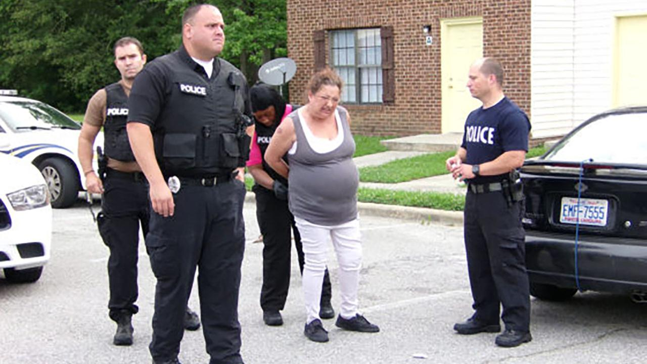 More than 100 suspects rounded up in Johnston County drug dealing operation