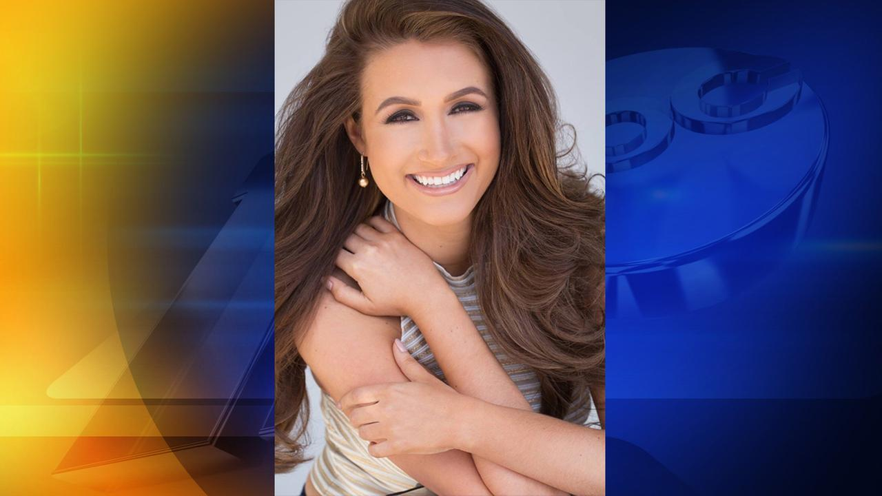 The 2018 Miss NC Winner,  Miss Metrolina Laura Matrazzo.
