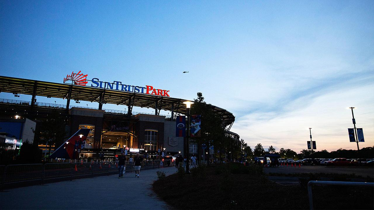 Body found inside walk-in freezer at Braves' stadium