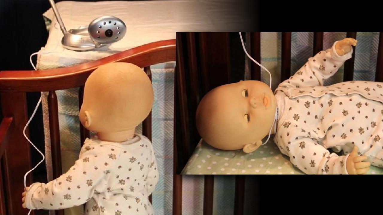 Baby monitors made by Summer Infant were recalled in 2011 because of a strangulation hazard