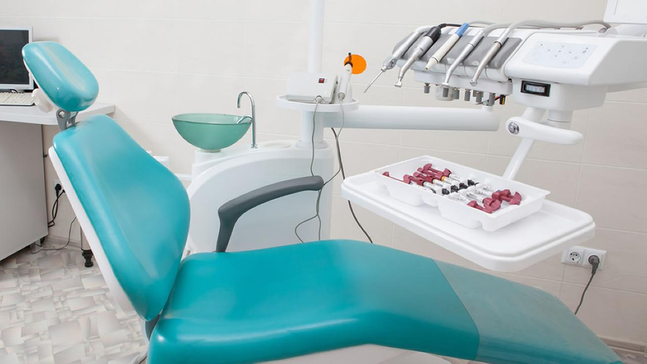Dentist chair generic