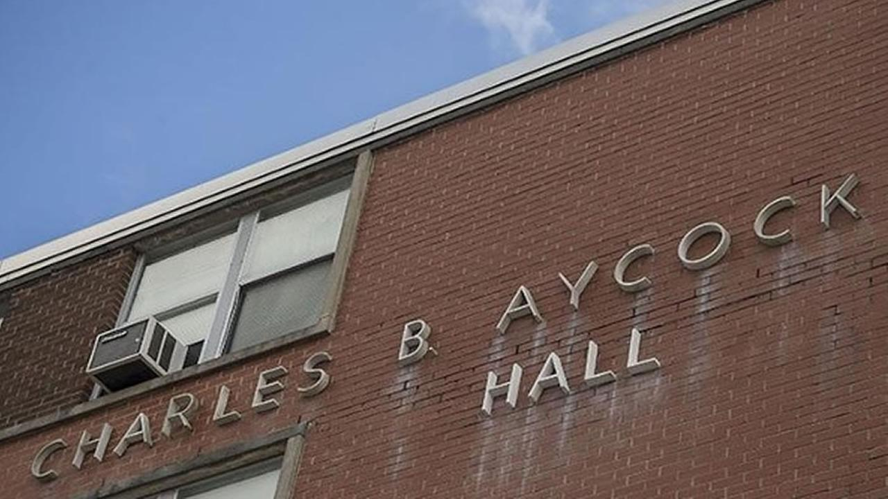 Charles B. Aycock Hall on the ECU campus
