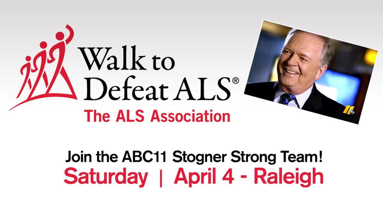 ABC11 Stogner Strong team to fight ALS