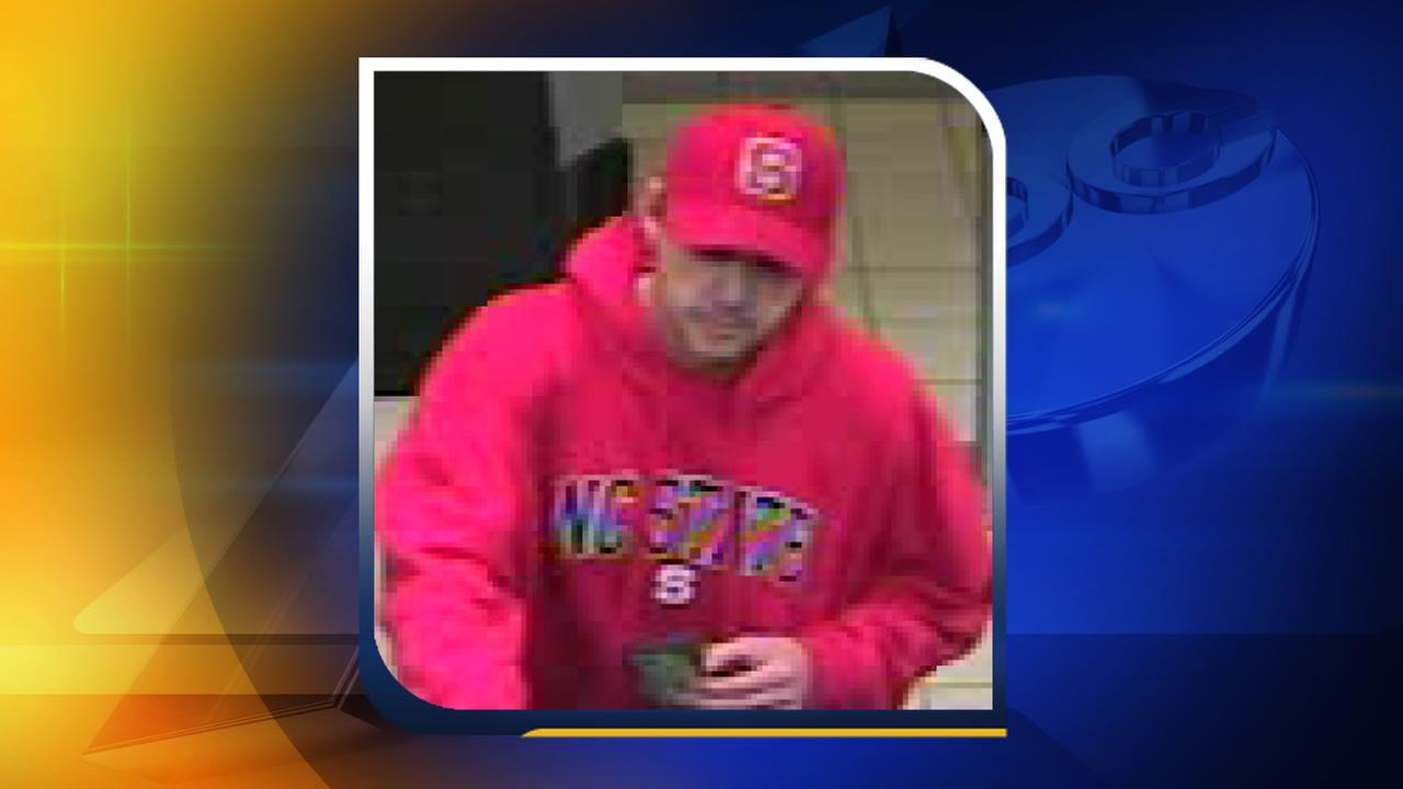 SECU robbery suspect