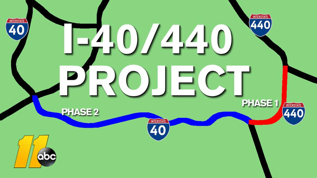 The I-40/I-440 Project