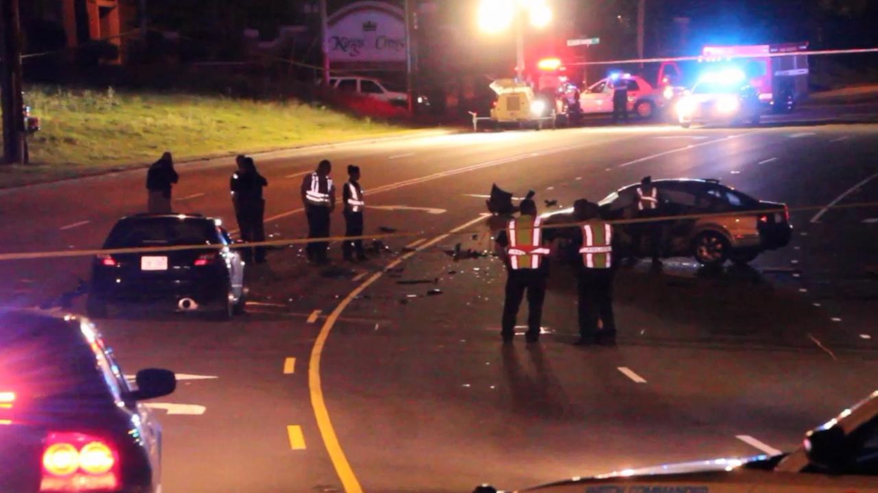 Fatal Fayetteville accidenet