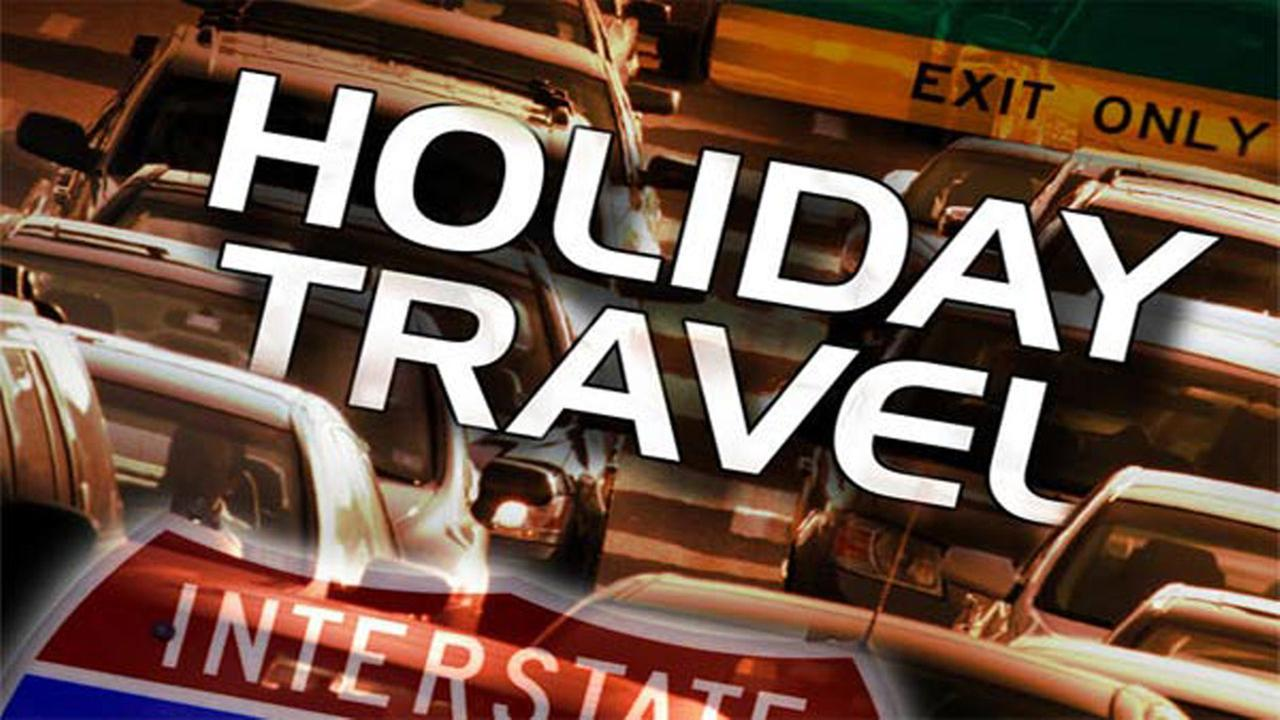 Holiday traffic generic image