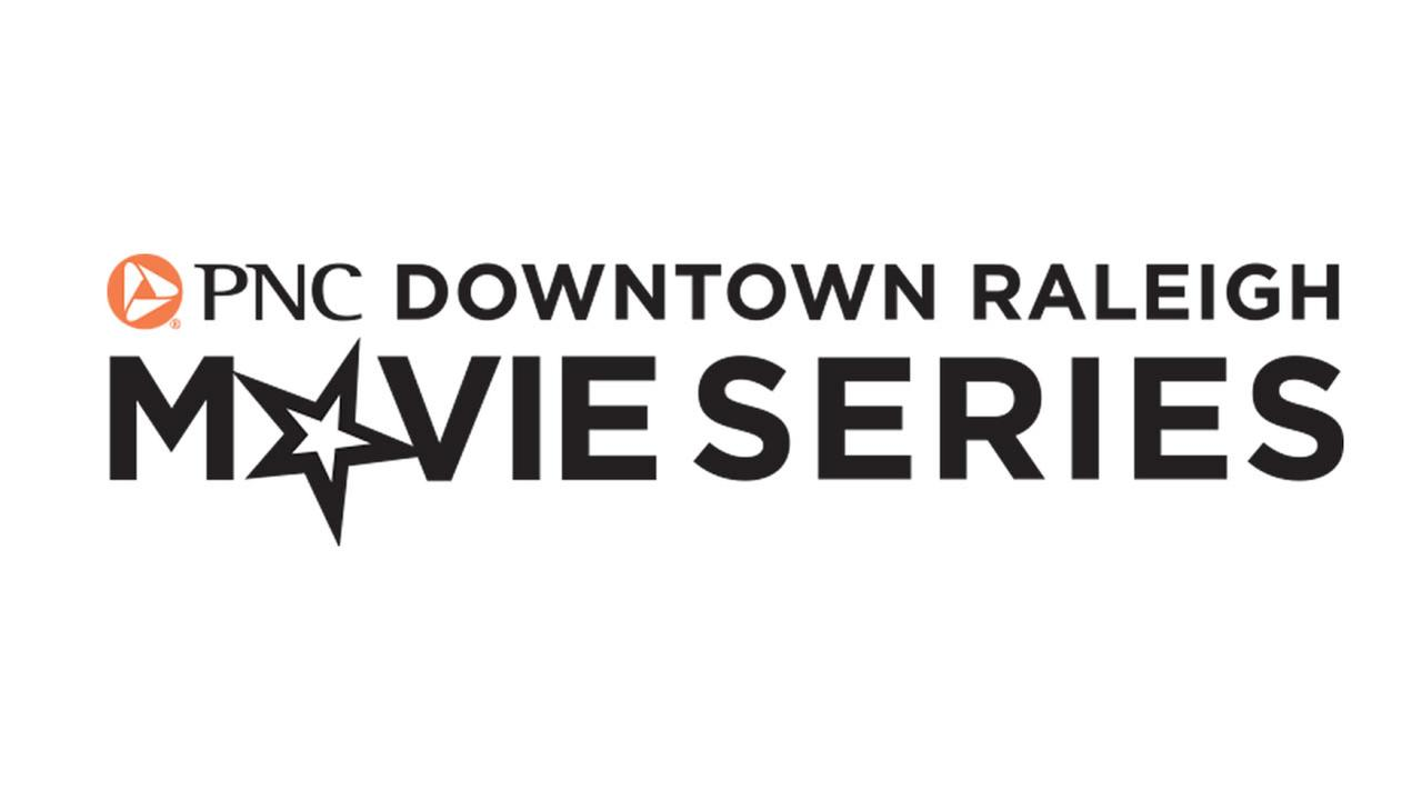 Raleigh downtown movie series